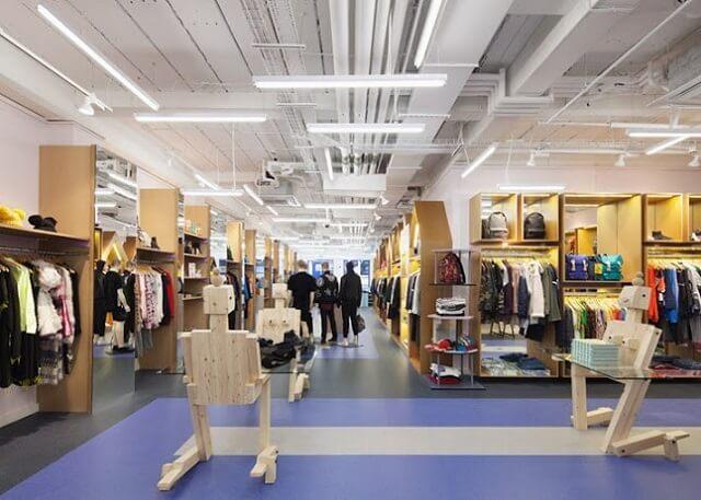 Chi phí thuê mặt bằng và trang trí cửa hàng