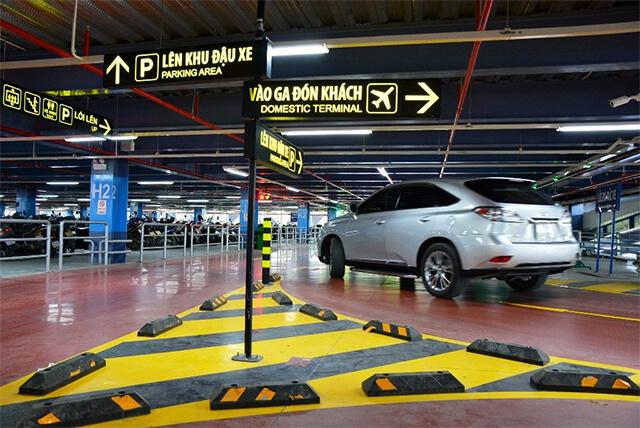 Tìm hiểu kỹ lưỡng thông tin gửi xe ô tô tại sân bay Tân Sơn Nhất