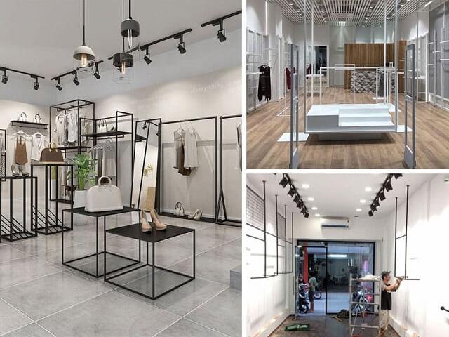 Mở shop quần áo nữ cần bao nhiêu vốn