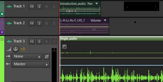 Phần mềm Adobe Audition