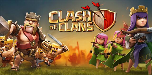 Tìm hiểu về game Clash of Clans