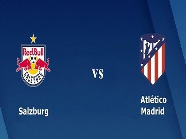 Nhận định trận đấu giữa RB Salzburg và Atletico Madrid