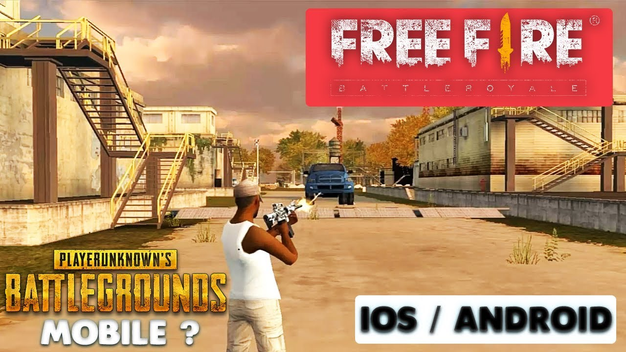 Free Fire Mobile - Game eSport không thể bỏ qua