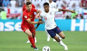 Thành tích đối đầu của đội tuyển Bỉ vs Anh