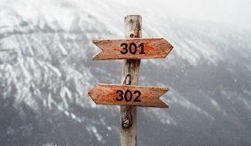Mã chuyển hướng 301, 302 là gì?