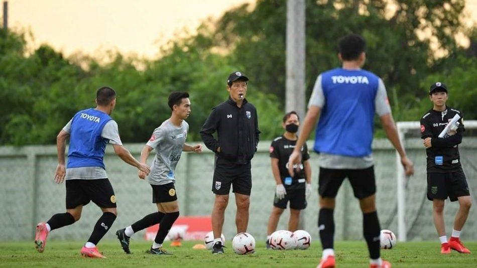 Thái Lan gặp khó khăn khi một số cầu thủ và nhân viên bị Covid-19